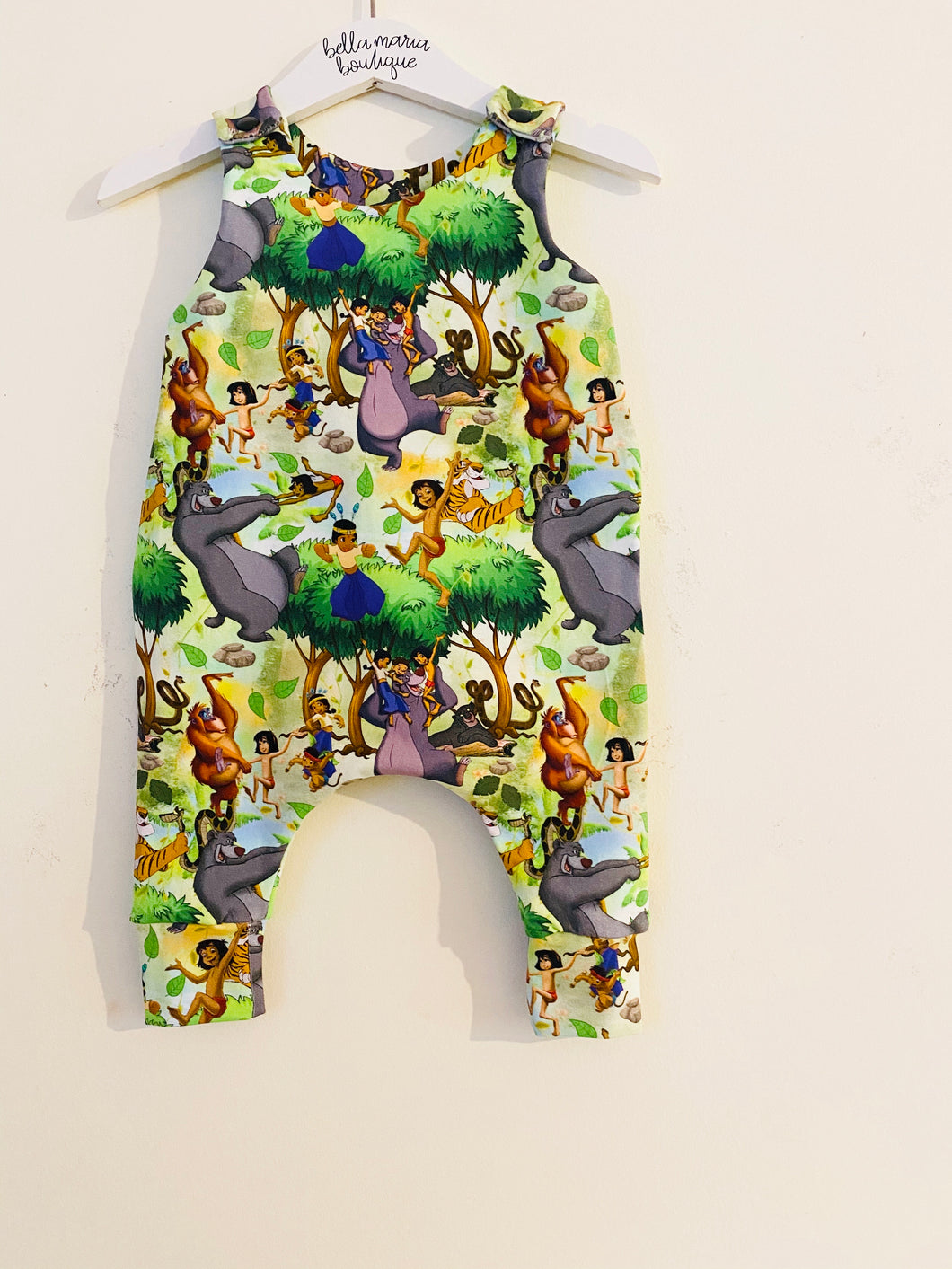 Jungle Book Romper 3-6m