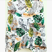 Jungle Babies Dungaree Romper