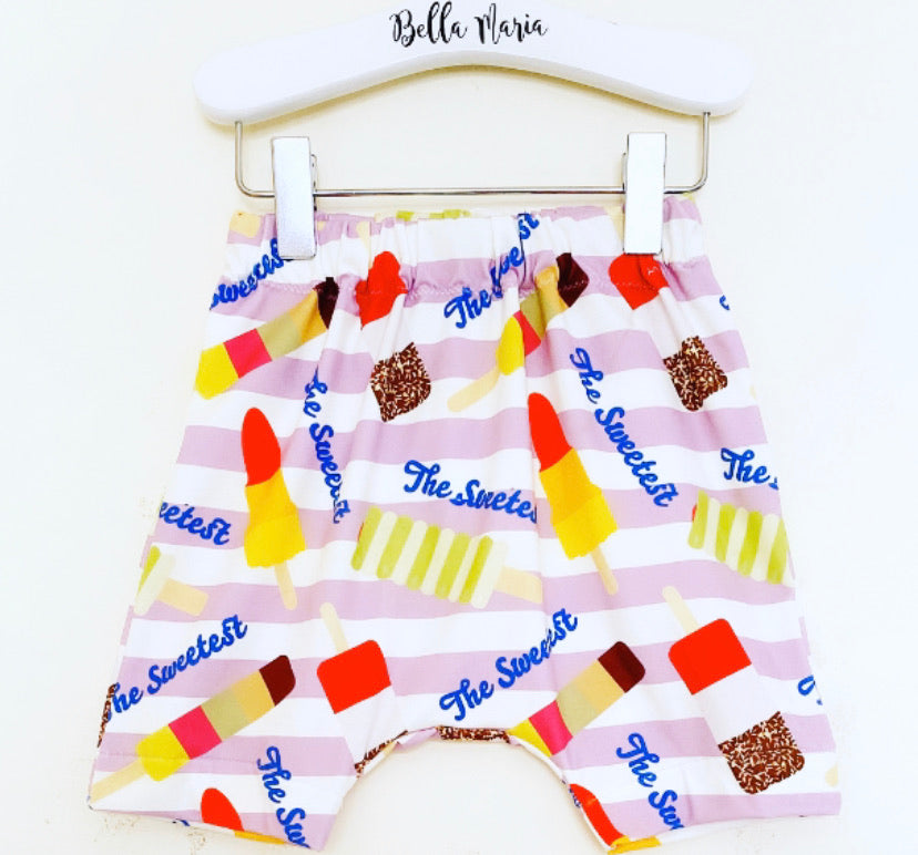 The Sweetest Ice Lolly Shorts