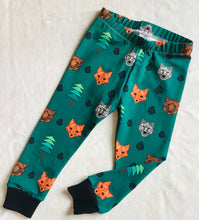 Geo Woodland Leggings
