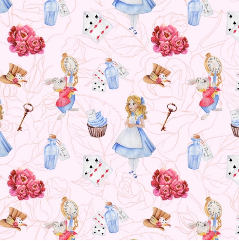 Alice & Wonderland Dress