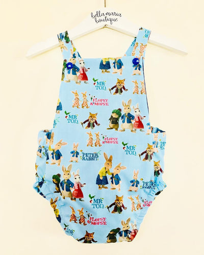 New Peter Rabbit Summer Romper