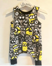 Despicable Me Minion Dungaree Romper