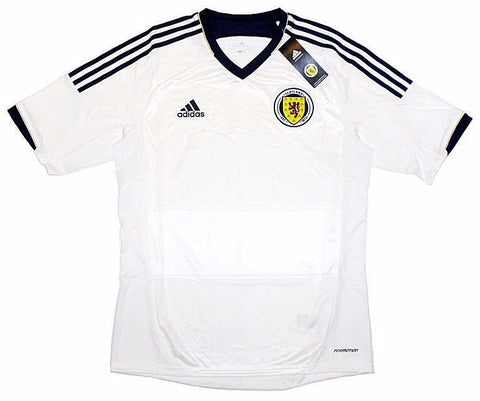 SCOTLAND 2012-13 PLAYER ISSUE Away Jersey (XL) - Classicsoccerstore