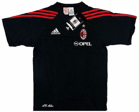 AC MILAN 2005-06 Training T-Shirt (Medium Youths) - Classicsoccerstore