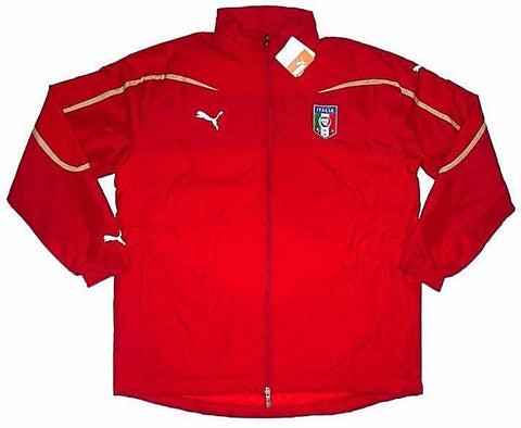 ITALY 2010-12 Puma Padded Coach Jacket (Large) - Classicsoccerstore