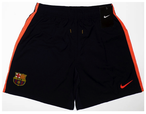 BARCELONA 2009 -2010 Away Shorts (XL Youths) - Classicsoccerstore
