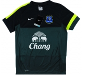 EVERTON 2013-14 Training Jersey (Large Youths) - Classicsoccerstore