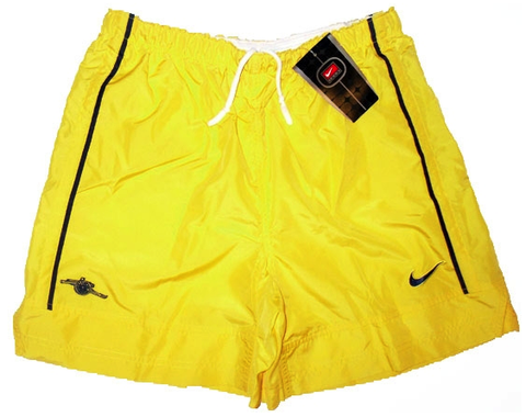 ARSENAL *VERY RARE* 2000 -2002 European Away Shorts (XL Youths) - Classicsoccerstore