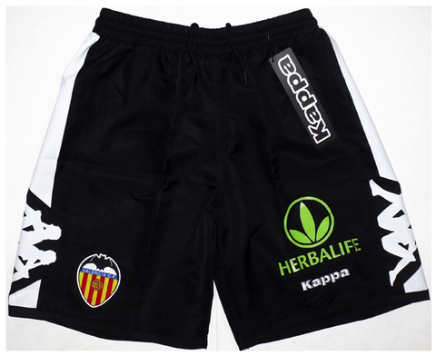 VALENCIA 2010-11 Home shorts (XL Youths) - Classicsoccerstore