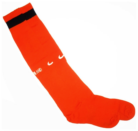 HOLLAND 2010-11 Home Socks (Medium) - Classicsoccerstore