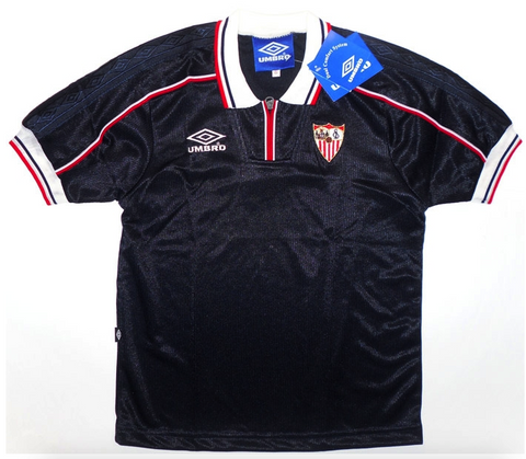SEVILLA 1999-00 Third Jersey (Large Youths) - Classicsoccerstore
