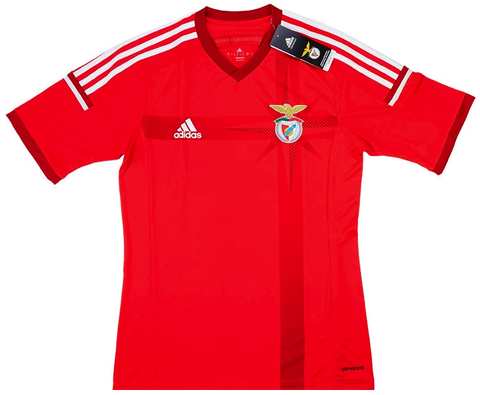 BENFICA 2014-15 Home Jersey (Small)