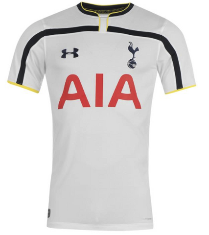 TOTTENHAM 2014-15 Home Jersey (XL Youths) - Classicsoccerstore