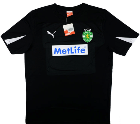 SPORTING LISBON *RARE* 2012-13 Away Academy Jersey (Medium)