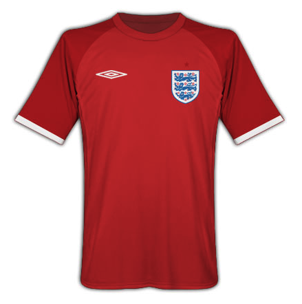 ENGLAND 2010-11 Away Jersey (Large) - Classicsoccerstore