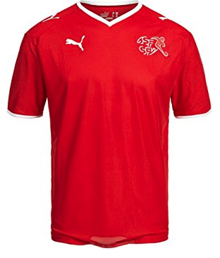 SWITZERLAND 2008-10 Home Jersey - Classicsoccerstore