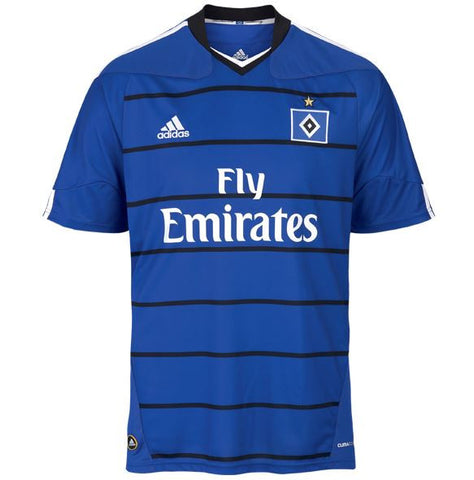 HAMBURG 2010-11 Away Jersey (Large Youths) - Classicsoccerstore