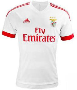BENFICA 2015-16 Away Jersey (Large Youths) - Classicsoccerstore
