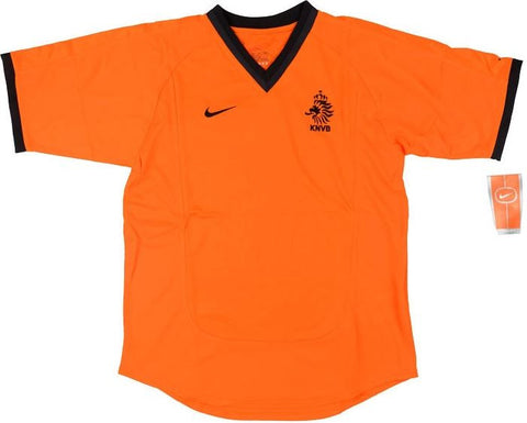 HOLLAND *RARE* 2000-02 Home Jersey (XL Youths) - Classicsoccerstore