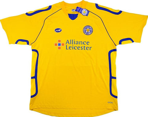 LEICESTER CITY *EXTREMELY RARE* 2005-07 Third Jersey (XL) - Classicsoccerstore
