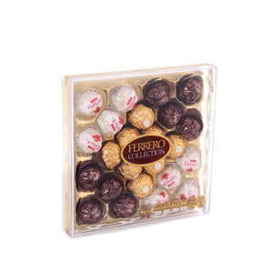 Chocolates Ferrero Rocher Collection 24 Unids. 259g