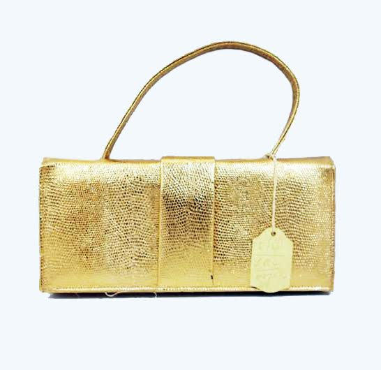Lee's Originals Gold Purse