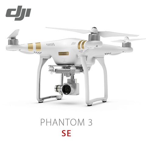 DJI Phantom 3 SE Drone With 4K HD Camera & Gimbal RC Helicopter Brand New P3 GPS System Drone