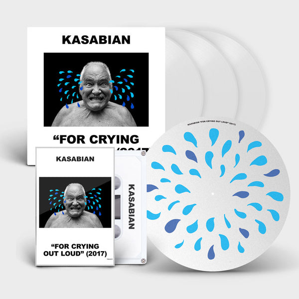 "White Triple Vinyl 10"" Bundle"