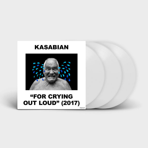 For Crying Out Loud - Exclusive Triple White 10""