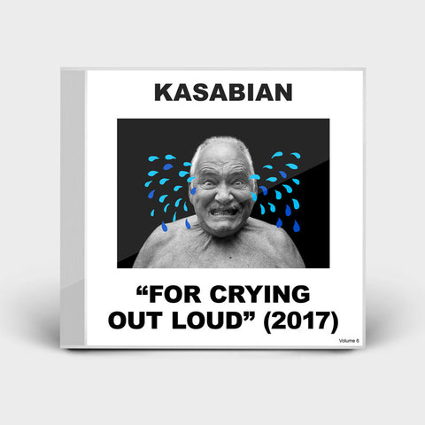 For Crying Out Loud - CD