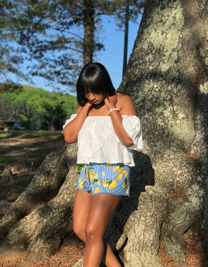 Lemon Luv Shorts