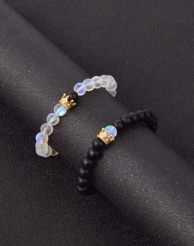 Set of two Chakra bracelet