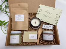 Christmas Gift Box, Spa Gift Set for her