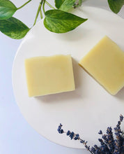 Calm- Handmade Soap with Lavender and white clay