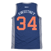 3'S COMPANY- MIKE SWEETNEY - OFFICIAL PLAYER REPLICA JERSEY