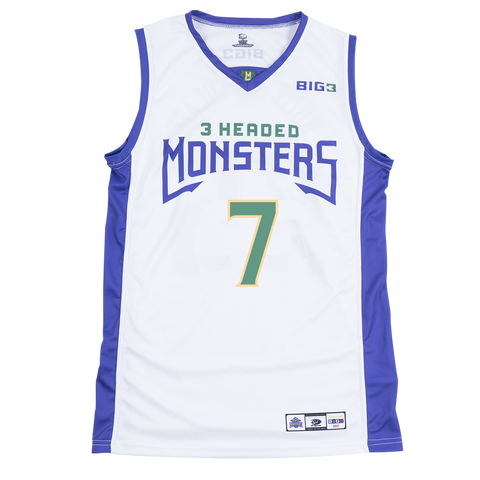 3 HEADED MONSTERS - MAHMOUD ABDUL-RAUF - OFFICIAL PLAYER REPLICA JERSEY