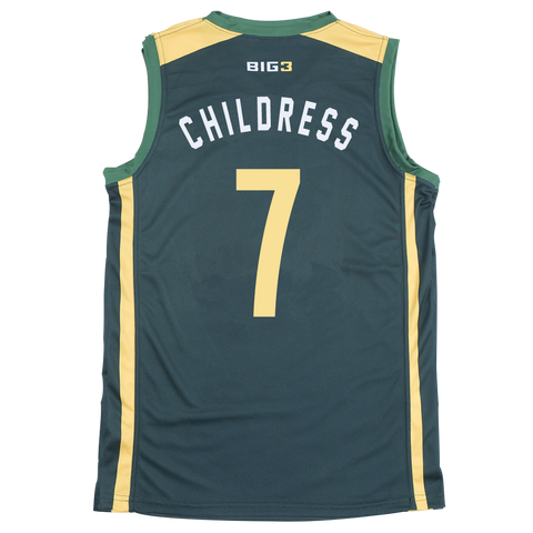 BALL HOGS - JOSH CHILDRESS - OFFICIAL PLAYER CO-CAPTAIN REPLICA JERSEY