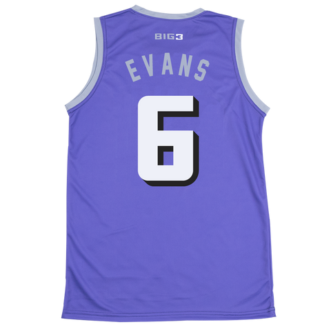 GHOST BALLERS - MO EVANS - OFFICIAL PLAYER REPLICA JERSEY