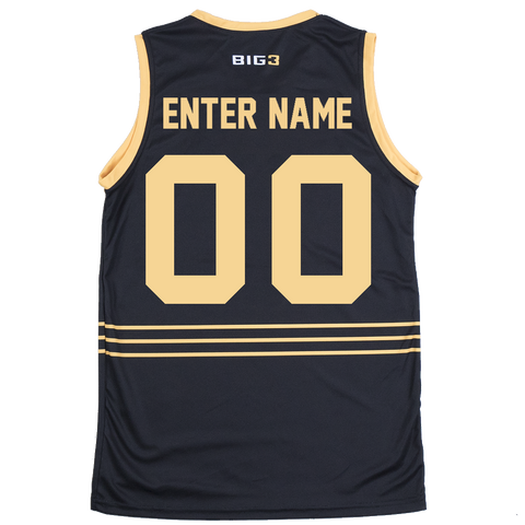 KILLER 3'S - CUSTOM PLAYER REPLICA JERSEY