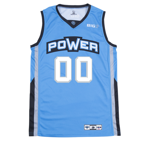 POWER - CUSTOM PLAYER REPLICA JERSEY