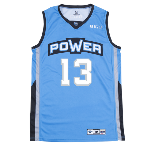 POWER - JEROME WILLIAMS - OFFICIAL PLAYER REPLICA JERSEY