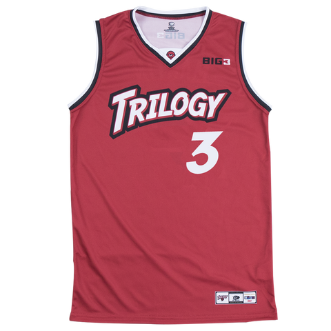 TRILOGY - AL HARRINGTON - OFFICIAL PLAYER CO-CAPTAIN REPLICA JERSEY
