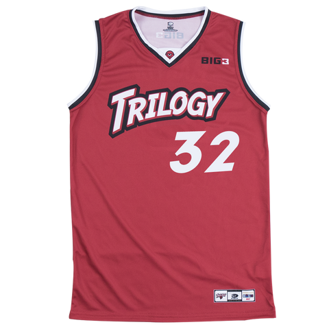 TRILOGY - RASHAD MCCANTS - OFFICIAL PLAYER REPLICA JERSEY