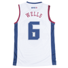 TRI STATE - BONZI WELLS - OFFICIAL PLAYER CO-CAPTAIN REPLICA JERSEY