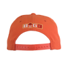 3's Company Orange Cap