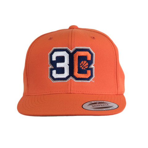 3s Company Orange Cap
