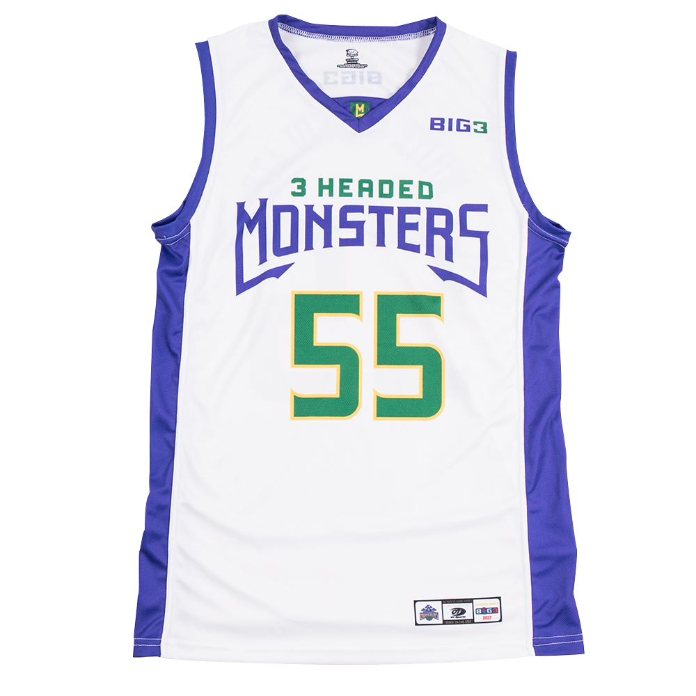 "3 Headed Monsters - Jason Williams ""White Chocolate"" – Official ..."