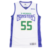 "3 Headed Monsters - Jason Williams ""White Chocolate"" – Official Player Captain Replica Jersey"