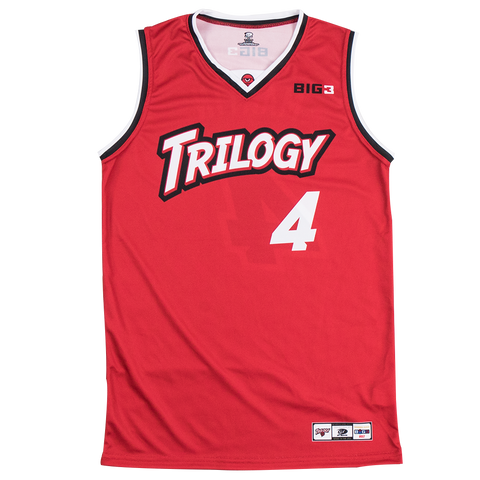 "Trilogy – Kenyon Martin ""Martin"" – Official Player Captain Replica Jersey"